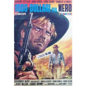 1000 Dollari Sul Nero (1966) (Vietsub) - 1000 Đô La Bẩn Thỉu
