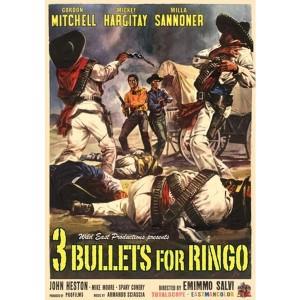 3 Bullets For Ringo (1966) - 3 Viên Đạn Cho Ringo