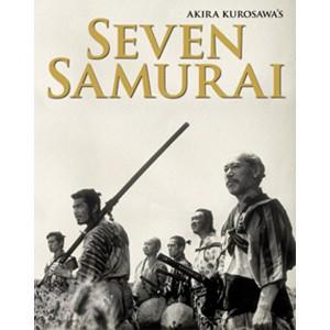 Seven Samurai (1954) (Vietsub) - 7 Võ Sĩ Đạo