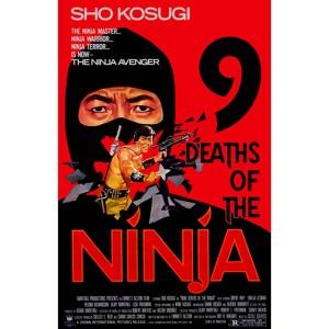 Nine Deaths Of The Ninja (1985) (Vietsub) - 9 Cái Chết Của Ninja