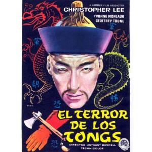 The Terror Of The Tongs (1961) (Vietsub) - Băng Đảng Rồng Đỏ