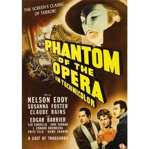 Phantom of the Opera (1943) (Vietsub) - Bóng Ma Trong Nhà Hát