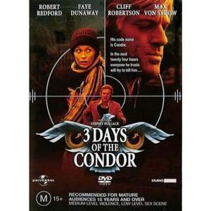 Three Days Of The Condor (1975) (Vietsub) - Ba Ngày Của Chim Ưng