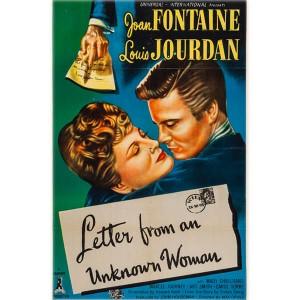 Letter From An Unknown Woman (1948) (Vietsub) - Bức Thư Của Người Đàn Bà Không Quen Biết