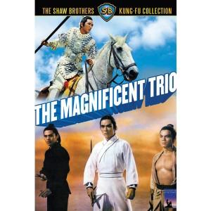 The Magnificent Trio (1966) (Vietsub) - Biên Thành Tam Hiệp