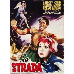 La strada (1954) (Vietsub) - Con Đường