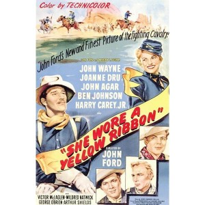 She Wore A Yellow Ribbon (1949) (Vietsub) - Cô Gái Đeo Dải Băng Màu Vàng