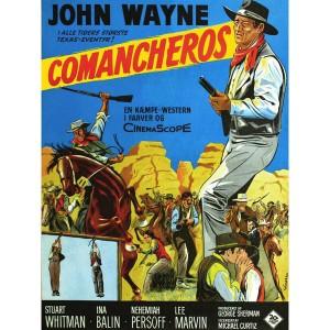 The Comancheros (1961) (Vietsub)
