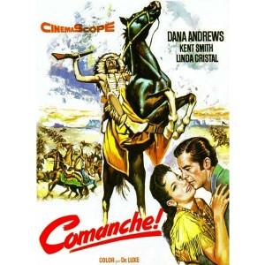 Comanche (1956) (Vietsub)