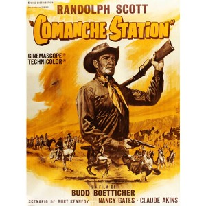 Comanche Station (1960) (Engsub)