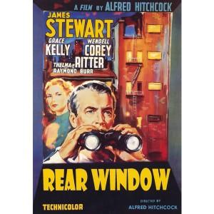 Rear Window (1954) (Vietsub) - Cửa Sổ Phía Sau
