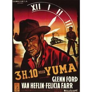 3-10 To Yuma (1957) (Vietsub) - Chuyến Xe 3 Giờ 10 Đi Yuma