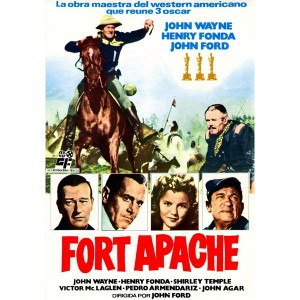 Fort Apache (1948) (Vietsub) - Đồn Apache