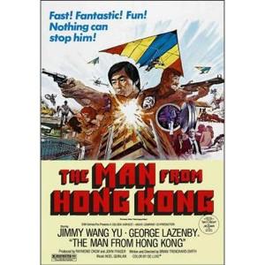 The Man From Hong Kong (1975) - Đặc Cảnh Hồng Kông