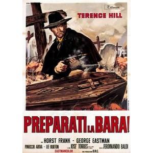 Django, Prepare A Coffin (1968) (Vietsub) - Django Hãy Tự Đào Mộ Mình
