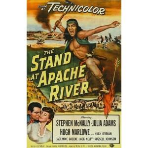 The Stand at Apache River (1953) (Vietsub) - Dừng Lại Tại Dòng Sông Apache