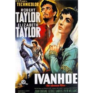 Ivanhoe (1952) (Vietsub) - Dũng Sĩ Ivanhoe