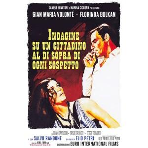 Investigation Of A Citizen Above Suspicion (1970) (Vietsub) - Điều Tra