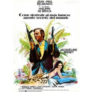 Le Magnifique (1973) (Vietsub) - Điệp Viên Bá Chấy