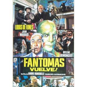 Fantomas (1964) (Vietsub) - Trọn Bộ