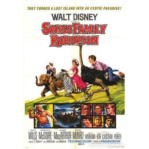 Swiss Family Robinson (1960) (Vietsub) - Gia Đình Robinson Trên Hoang Đảo