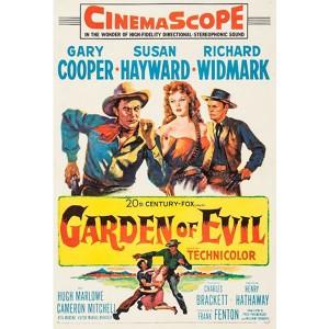 Garden Of Evil (1954) (Vietsub) - Khu Vườn Của Quỷ