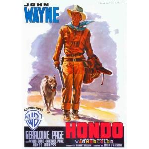Hondo (1953) (Vietsub)