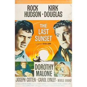 The Last Sunset (1961) (Vietsub) - Hoàn Hôn Cuối