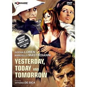 Yesterday, Today And Tomorrow (1963) (Vietsub) - Hôm Qua, Hôm Nay Và Ngày Mai