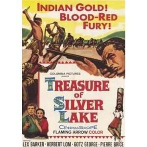 Treasure Of The Silver Lake (1962) (Vietsub) - Kho Báu Ở Hồ Bạc