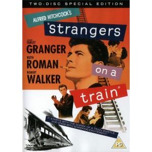 Strangers On A Train (1951) (Vietsub) - Kẻ Lạ Mặt Trên Chuyến Tàu