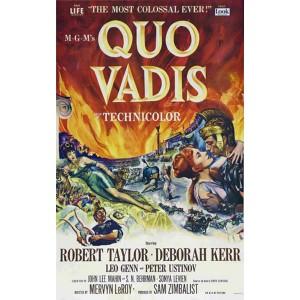 Quo Vadis (1951) (Vietsub) - Lạy Chúa Ngài Đi Đâu