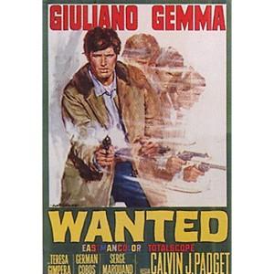 Wanted (1967) (Vietsub) - Lệnh Truy Nã