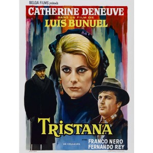 Tristana (1970) (Vietsub) - Mảnh Đời Của Tristana