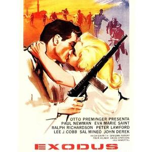 Exodus (1960) (Vietsub) - Miền Đất Hứa