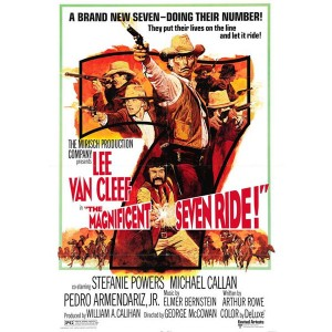 The Magnificent Seven Ride (1972) (Vietsub)