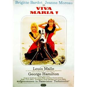 Viva Maria (1965) (Vietsub) - Maria Muôn Năm