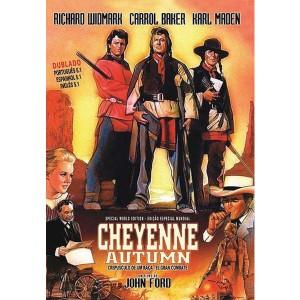 Cheyenne Autumn (1964) (Vietsub) - Mùa Thu Cheyenne