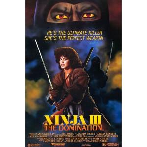 Ninja III The Domination (1984) (Vietsub) - Ninja 3 - Sự Thống Trị
