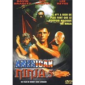 American Ninja 5 (1993) (Vietsub) - Ninja Mỹ 5