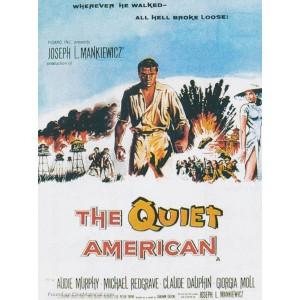 The Quiet American (1958) (Vietsub) - Người Mỹ Trầm Lặng