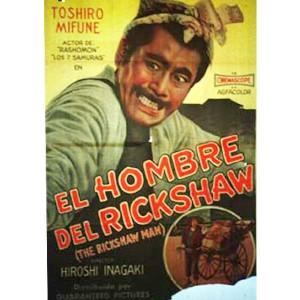 The Rickshaw Man (1958) (Vietsub) - Người Phu Xe