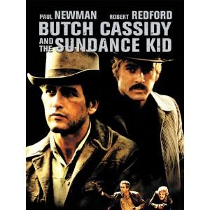 Butch Cassidy And The Sundance Kid (1969) (Vietsub) - Những Tên Cướp Siêu Hạng