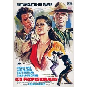 The Professionals (1966) (Vietsub) - Những Tay Súng Chuyên Nghiệp