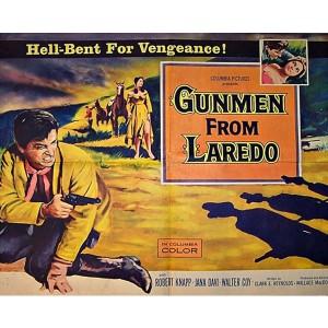 Gunmen From Laredo (1959) (Vietsub) - Những Tay Súng Đến Từ Laredo