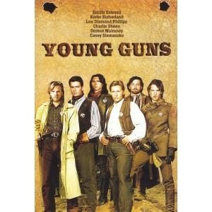 Young Gun (1988) (Vietsub) - Những Tay Súng Trẻ