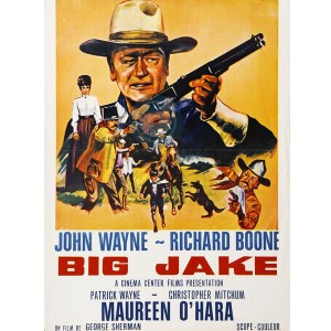 Big Jake (1971) (Vietsub) - Ông Trùm