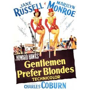 Gentlement Prefer Blondes (1953) (Vietsub) - Quý Cô Tóc Vàng