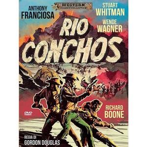 Rio Conchos (1964) (Vietsub)