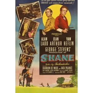 Shane (1953) (Vietsub)